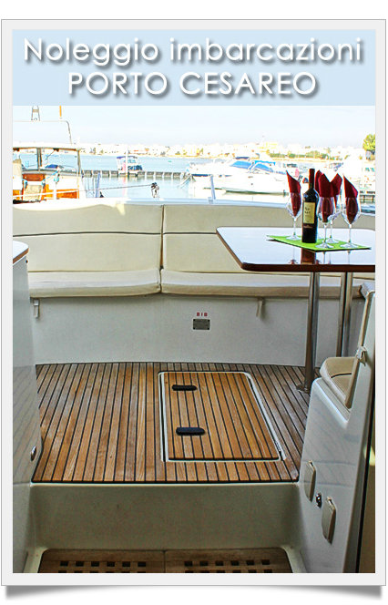 Le più belle gite da Porto Cesareo col nostro catamarano