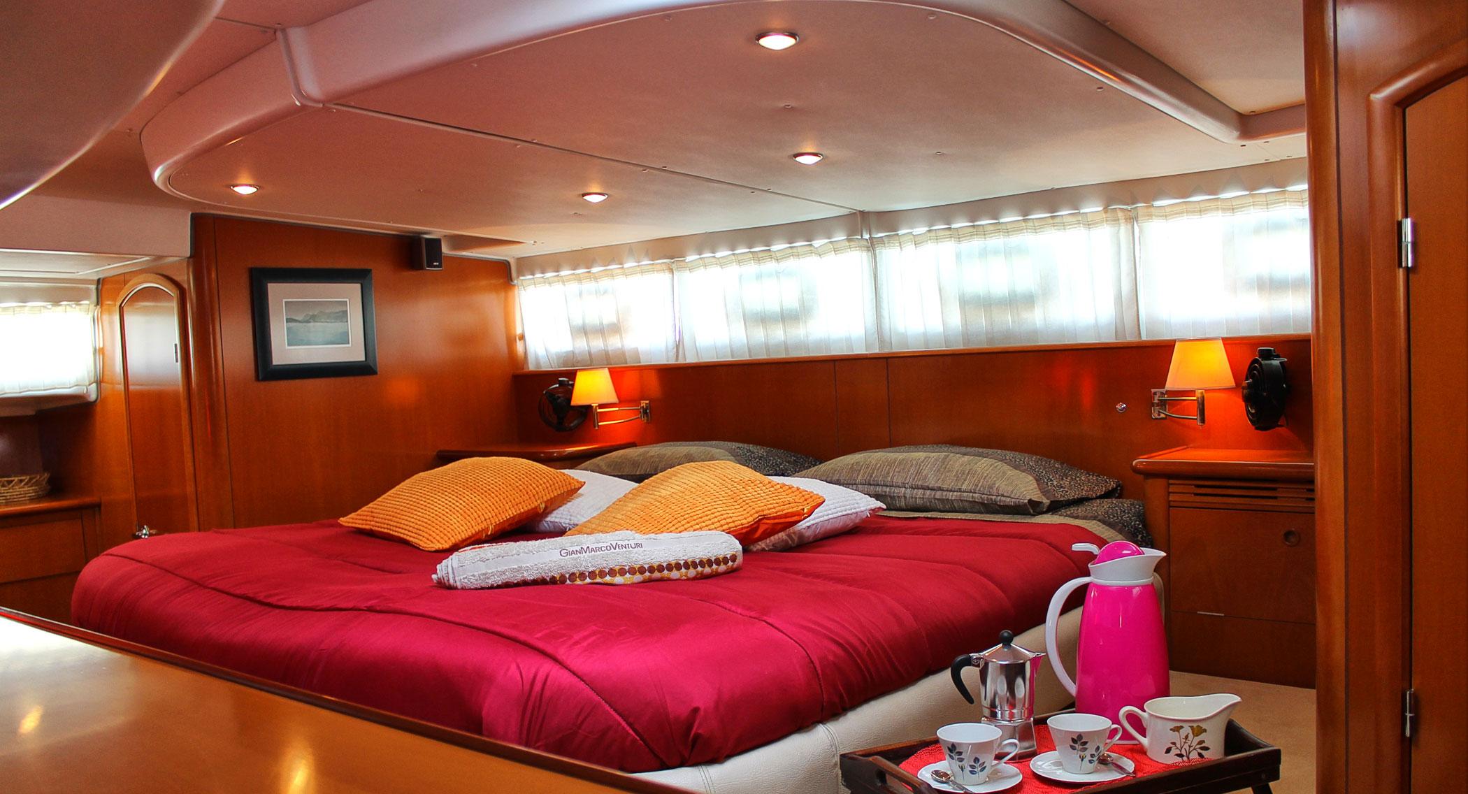 Noleggio Yacht con Skipper nel Salento