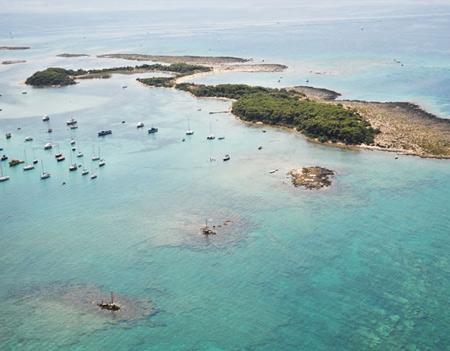 Crociere su barche Porto Cesareo