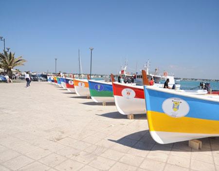 La Strea Porto Cesareo