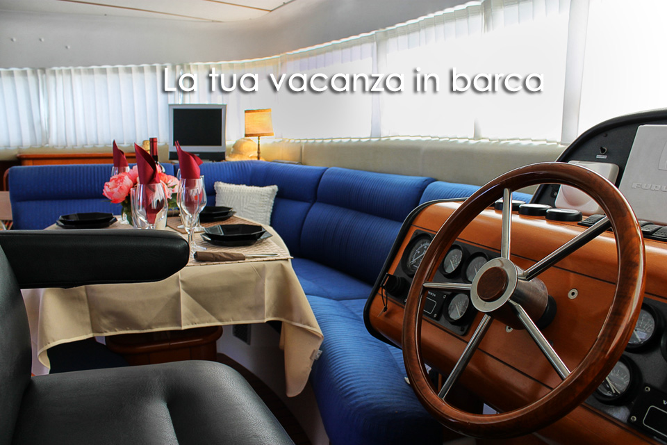 pranzo e cena in barca porto cesareo
