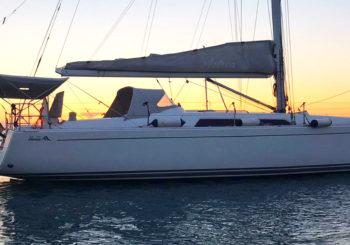 Noleggio barca a vela Porto Cesareo – Hanse 400